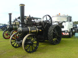 Fowler no. 11421 - TE - The Countess - NT 117 at Lincoln 08 - DSC00061