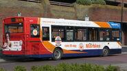 Stagecoach Hants & Surrey 34014 rear