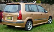2001-2002 Mazda Premacy (CP) hatchback 01