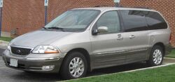 2001-2003 Ford Windstar Limited
