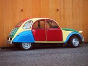 Definitive car