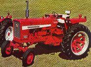 Farmall 544 Hydro gas 1969