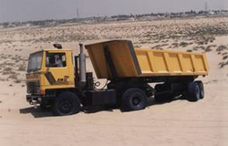 Multidrive Tipper