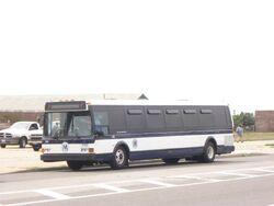 NYC Transit Grumman Flxible 870 236