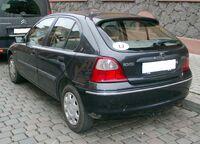 Rover 214 rear 20071206