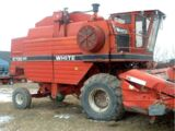 White 8700 Harvest Boss