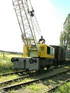 1960s Coles Adonis Railcrane