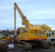 A 1990s Priestman Brothers RB VC15 Longreach Excavator