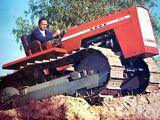 Ebro TC-75 crawler