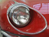 Jaguar E-type (serie III) - headlamp