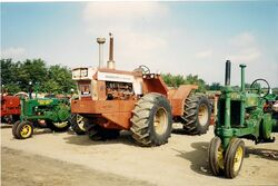 MM A4T-1600 4WD (White) Polk's Auction 9-1-1997