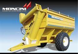 Mancini grain cart