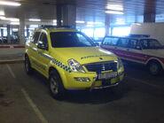 Rexton ambulance