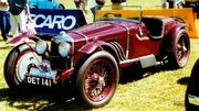 Riley MPH 2-Seater Sports 1934