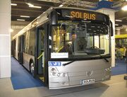 Solbus Solcity 18