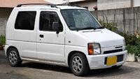 Suzuki Wagon R 001