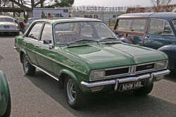 VauxhallViva2300SL