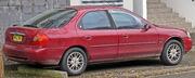 2000 Ford Mondeo (HE) Ghia hatchback 02