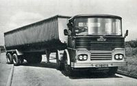 A 1960s GUY Big J Haulage