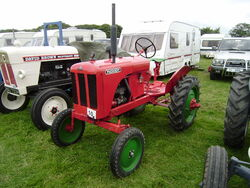 BMB President tractor