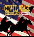 Civil War Remembrance Logo
