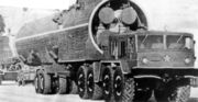 Galosh anti-ballistic missile launcher