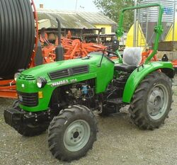 Jinma 354 MFWD (green) - 2007