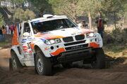 Jutta Kleinschmidt Dakar2007