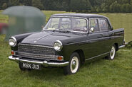 Morris Oxford Series V front