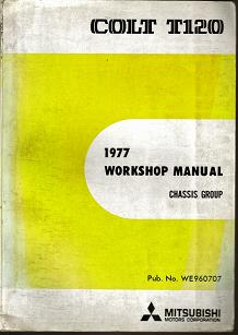 File:14- Mitsubishi T120 COLT - 1977 Workshop Manual - Chassis Group.jpg
