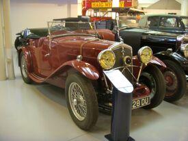 1932 Wolseley Hornet EW Special Heritage Motor Centre, Gaydon