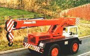 1992 JONES IF6 Mobilecrane Diesel