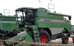 Fendt 5180 E combine - 2013