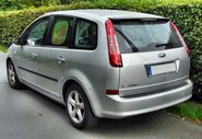 Ford C-Max Facelift 20090912 rear