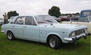 Ford Zephyr 6 ca 1970