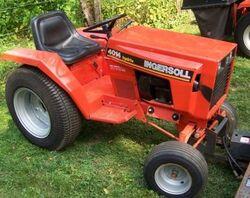 Ingersoll 4014 hydriv - 1989