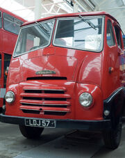 Morris light van