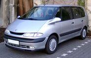 Renault Espace III front 20080215