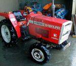 Shibaura SD2243 MFWD 2