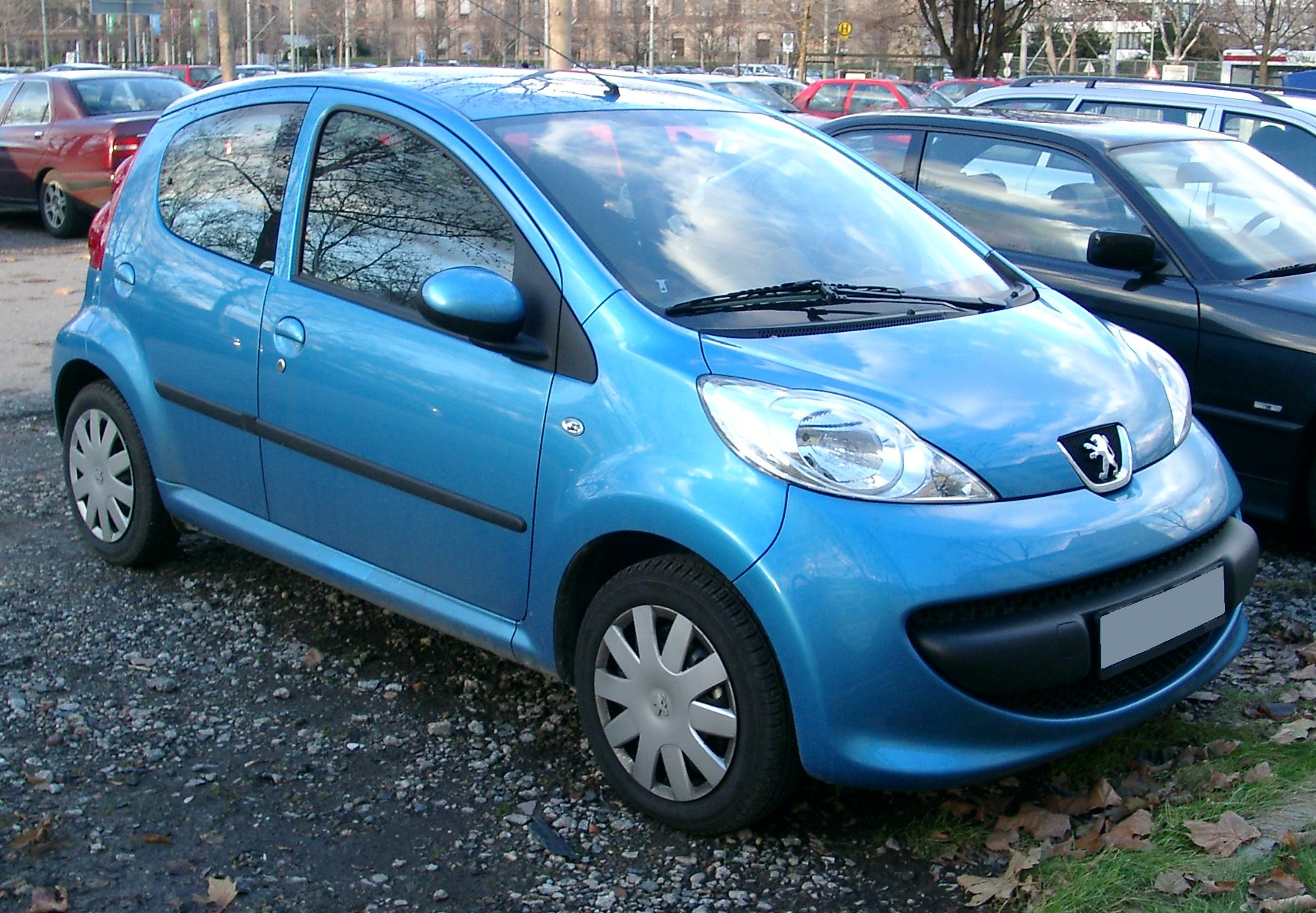 Peugeot 107 Tractor Construction Plant Wiki Fandom Powered By Chevrolet Matiz 2009 Manual
