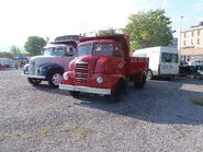 1960s EBRO B35 and B35C Cargolorries