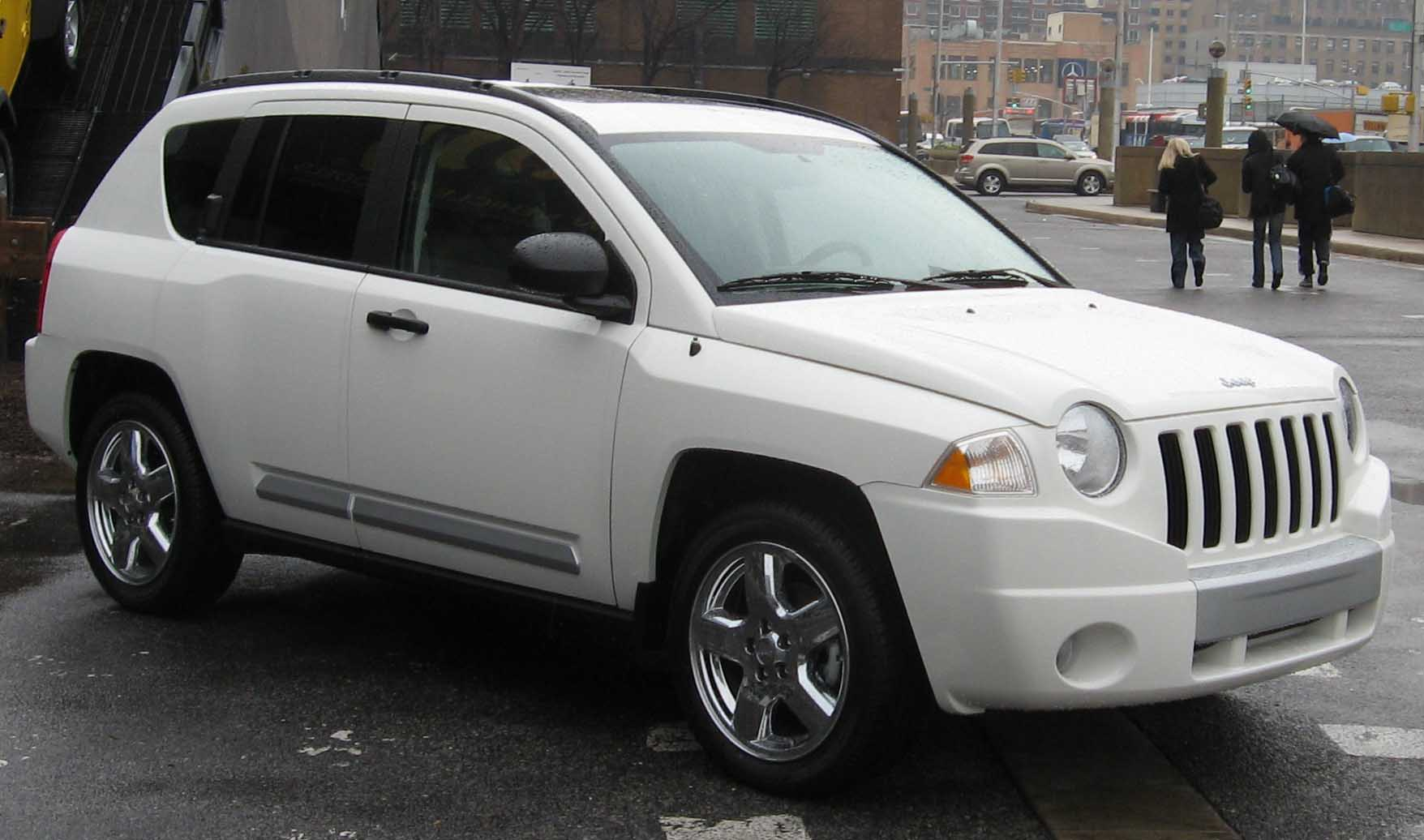 jeep compass tractor construction plant wiki fandom powered by rh tractors wikia com Manual for 2004 Jeep Liberty 2007 Jeep Compass Fuse Box