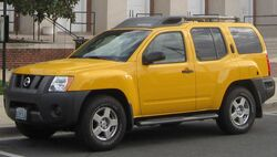 2nd Nissan Xterra