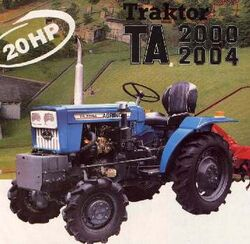 Agrindo TA 2004 MFWD - 2001