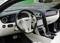 Bentley Continental GT (II) – Innenraum (1), 30. August 2011, Düsseldorf