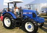 Farmtrac 665 DT MFWD-2006