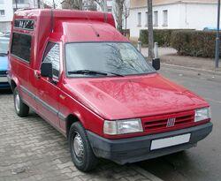Fiat Fiorino front 20080111