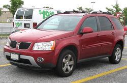 Pontiac Torrent -- 08-28-2009