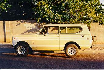 IH 152 Scout 1961-1971 Block Kit