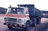 1970s Barreiros 4216 Tractor with dumptrailer